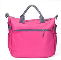 2014 men and women's Casual shoulder messenger sports bag student school bag outdoor travel shoulder handbag
