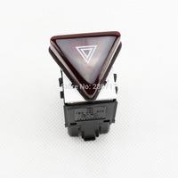 Dark Red HAZARD SWITCH FIT FOR VW JETTA MK5 Sagitar 18G953509