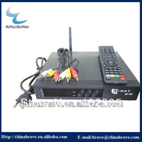 Hot sale Q sat  Q11G GPRS receiver with 1 year free account for DSTV