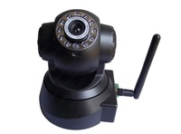 Free shipping p2p IP Camera Wireless Wifi 10 IR LED Night Vision Pan Tilt Motion Detect Alarm Security Camera, XR-IPW1 Tilt