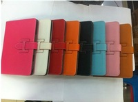 Wholesale  Belt + Buckle Premium Leather Smart Flip Case Cover For Apple iPad Air / iPad 5