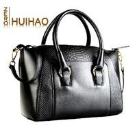HOT!!!Women's handbag 2014 women's casual bag crocodile pattern bag one shoulder cross-body handbag