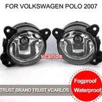 Free Gifts + Free Shipping Car Fog Lamp Light for VOLKSWAGEN POLO 2007~2009 + VOLKSWAGEN TRANSPORTER T5