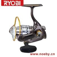 Full matal body spinning fishing reel gear ration 5.1 ball bearings 8+1 Zauber 2000 fishing tackle