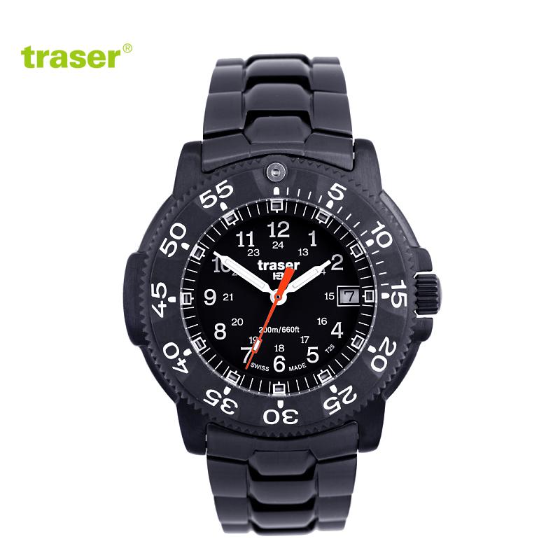 Traser ::Швейцарские военные часы Traser H3 watches с