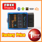 ELM327 v1.5 Bluetooth Mini Small Interface OBD2 Scanner Adapter TORQUE ANDROID with free gifts FREE SHIPPING(China (Mainland))