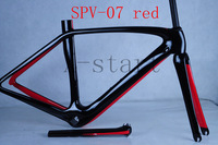 NEW model SPV07  carbon fiber  Bike frame Carbon Bicycle Frame+fork+seatpost+clamp+headset bicycle frame carbon