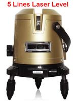 FREE SHIPPING 5 lines laser level hilti laser level horizon vertical measure laser free cross line measuring tape laser