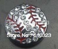 Wholesale hot selling  8mm  sport zinc alloy slide charm jewelry findings 20pcs/lot