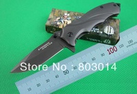 2013 new STRIDER 313B Full Steel Folding Knife 3Cr13 Blade Camping Knife With Clip Hunting Knives Gift Knife Free Shipping