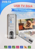 Lastest USB DVB-T2/DVB-T/DVB-C HDTV tuner stick dongle FM/DAB Radio