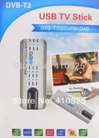 Lastest USB DVB-T2/DVB-T/DVB-C HDTV tuner stick dongle FM/DAB Radio