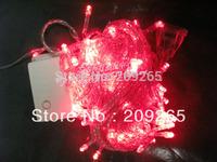110v/220V Led String Christmas Lights 10m/100leds With 8 Modes for Holiday/Party/Decoration