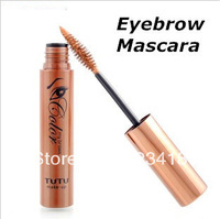 2013 Brand New Makeup Durable Waterproof Natural Eyebrow Mascara Bown & Dark Brown 10g
