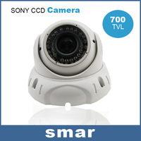 Free Shipping 1/3Sony Supper HAD CCD II Effio-e 700TVL 2.8-12mm 2 Megapixels Lens Night Vision CCTV Camera Home Security