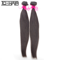 brazilian virgin human hair straight 12-26inches, natural color 1b#, 200g/lot,hot sale,DHL free shipping