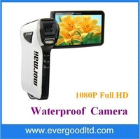 Waterproof camera 4X Digital Zoom 1080P Full HD Support Multi-languages HD-A98