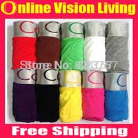 Free Shipping High quality 10 PCS/Lot Modal Men's Boxer Shorts Mens boxers Men's underwear M L XL XXL A0612