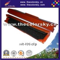(CLIP-S406) plastic new orange cover clip For Samsung CLP-360 CLP-365 CLP-368 CLX-3300 CLX-3305 CLX-3306 with foam free dhl