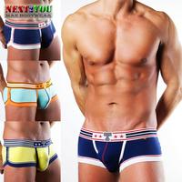 Free Shipping!!-3 PCS/LOT BRAND Mens Boxer Shorts/ Man Underwear/ Sexy Boxer Short (N-346)