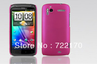 Cheapest 10pcs/a lot Hard Case For HTC Sensation G14 G18 free shipping TB-11
