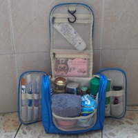 New arrival Large capacity travel products toiletries bag outdoor travel wash and cosmetic bag