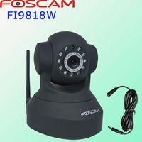 Foscam FI9818W H.264 HD Mega Pixels WIFI Wireless IR-CUT Pan/Tilt  CCTV Security webcam  IP Camera