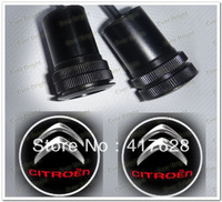 1* lot  super bright 4th generation  7W cree car ghost light logo for Citroen