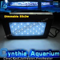 Free shipping !! coral reef used led aquarium light marine aquarium led lighting