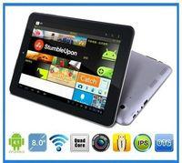 8inch Tablet PC ATM7029 Quad 1.5GHZ 1GB RAM 8GB ROM android 4.1 dual camera WIFI HDMI OTG Free shipping