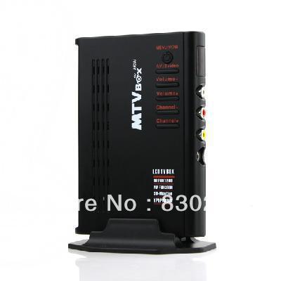 Приемник спутникового телевидения Desheng LCD TV BOX HDTV HD 901743-YY-MTVBOX tv stick desheng 2 4g