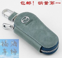 Free delivery charge Wallets Mazda Rui wing M6 M2 M3 M5 star Cheng Jin Xiang leather oil wax leather car key cases