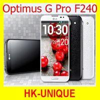 Original Unlocked LG Optimus G Pro F240 E980 4G network 13MP camera 32GB storage Quad core WIFI GPS mobile phone free shipping