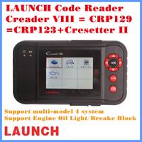 [Free Shipping]Original LAUNCH Creader VIII Code Reader Creader Professional Creader VIII CRP129 40 car softwares Online Update