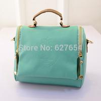 new 2014 han edition handbag British double crown bag fashion hand the bill of lading shoulder bag