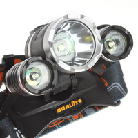 5PS 5000LM JR-3000 3X CREE XML T6 LED Headlamp Headlight 4 Mode Head Light Lamp Cycling Camping Traveling Hiking outdoor Sport