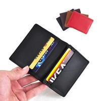 brand mens wallet men      of  genuine leather card holder   women      small  wallets purse carteira masculina couro billeteras