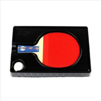 Wholesale Retail Original DHS X4007 4Stars Long Handle  Or Short Handle Finished Product PingPong Bat