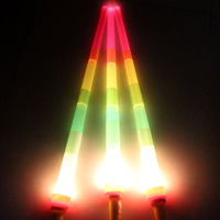 Concert neon stick glow stick retractable glo-sticks