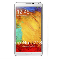 Perfect 1:1 Galaxy N900 Note3 N9000 Android 4.3 MTK6589 Quad cores 1GB RAM 16GB ROM 1.2GHz 3G GPS Smart phone Air Gesture