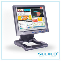 SEETEC 10.4 inch LCD VGA HDMI Monitor support windows and Linux System