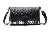 New 2014 Plaid Desigual Women Messenger Bags Genuine Leather Designers Brand Handbags Cosmetic Shoulder Bags 6 Colors