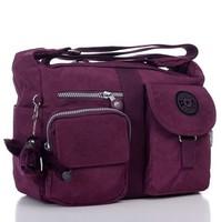 KP-035 NEWLY FREE SHIPPING zipper shoulder women's messenger bag women cross body bag for leisure and sport