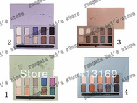 Free Shipping 4 Pieces/Lot Mixed Order New Arrival In The Light/Garden/Know/Moment Eye Shadow Palette & Eyeliner Pencil!