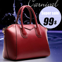 Genuine leather women's handbag women's bags 2013 female fashion cowhide handbag messenger bag 99