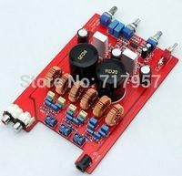 2.1 digital amplifier board TPA3116 red ring inductor 2*50W+100W Class D assembled board