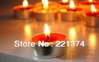 Free Shipping 27pcs 7 Kinds Of  Aromatherapy smokeless small candle,Romantic ideas fruit  candles