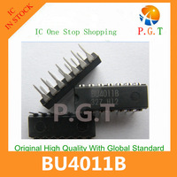R&S BU4011B IC QUAD 2INPUT NAND GATE DIP14