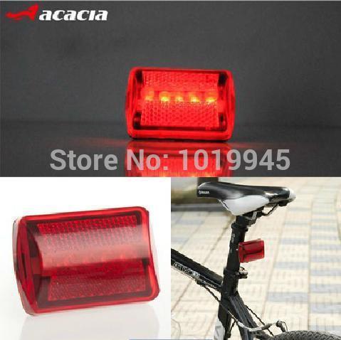 China Acacia Brand Mountain Bike Supplier Bicycle Accessories Lights Bike Led Bike Light Bycicle Accessories Holder Set 06121(China (Mainland))