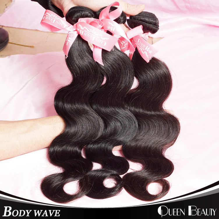 New star hair,cheap wholesale price 3pcs/lot,ali queen virgin remy hair,grade 5a indian body wave human weave,wavy hair for sale(China (Mainland))